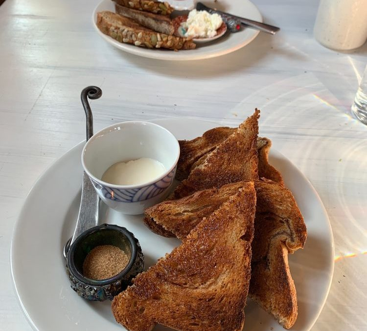 FIVE POINTS BAKERY AND TOAST CAFE