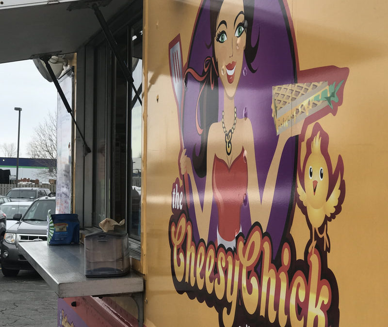 CHEESY CHICK FOOD TRUCK