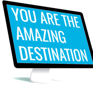 you are the amazing destination Responsive Wordpress Website websites